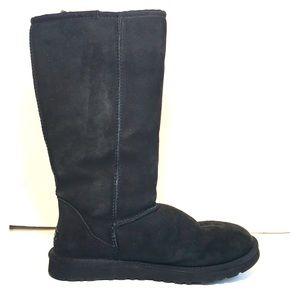 Ugg Australia 5815 Tall Women's Classic Black Boot